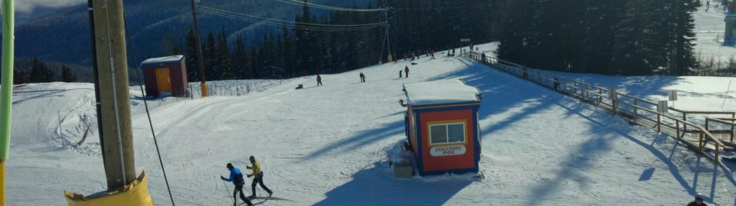 Auch die Benutzung der Langlaufloipen ist im Skipass inklusive