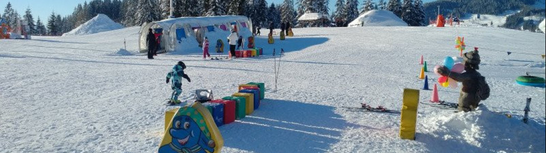 Highlight für Kids: Wagrainis Winterwelt