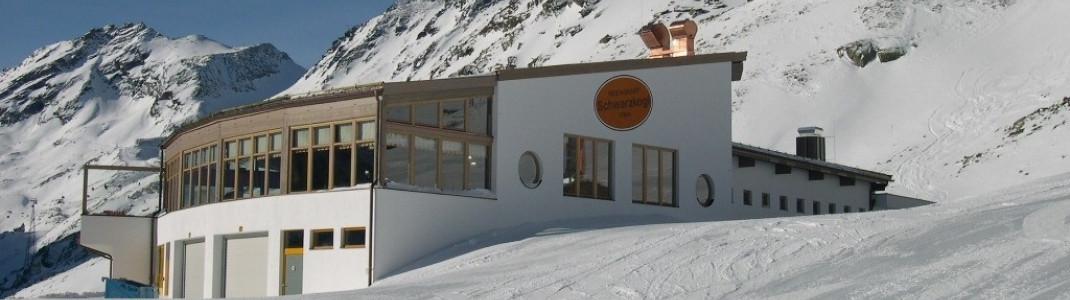Bergrestaurant Schwarzkogel!