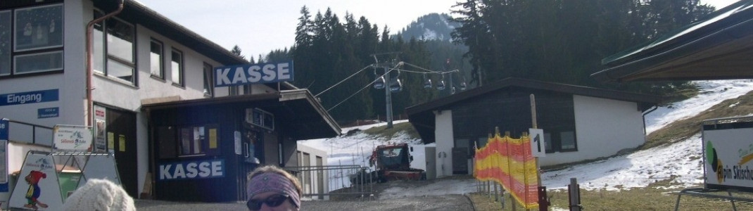 Hauptkasse und Talstation Söllereckbahn!