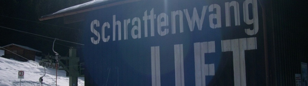 Talstation Schrattenwanglift!