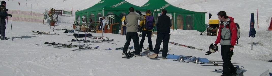 Après Ski Location in Marguns!