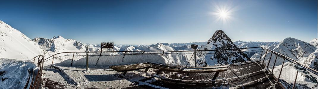 Der Skipasspreis am Stubaier Gletscher ist durchaus angemessen.