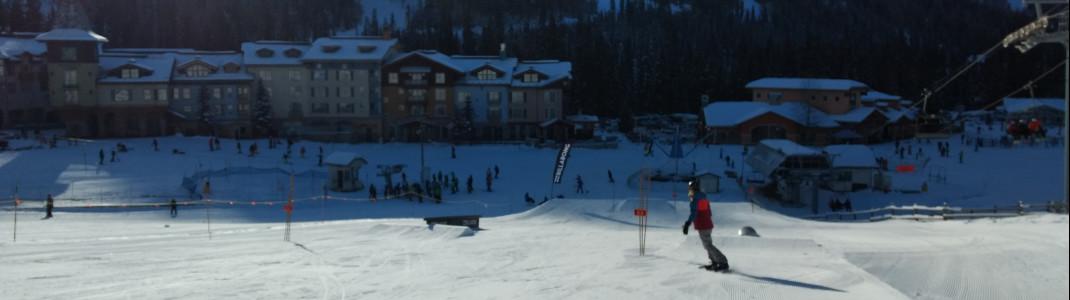Sun Peaks Resort - Kanadas zweitgrößtes Skigebiet