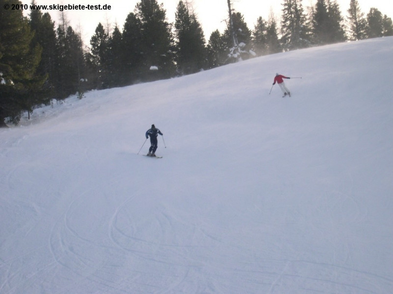 Testbericht k nner turracher h he fortgeschrittene profis for Turracher hohe skigebiet