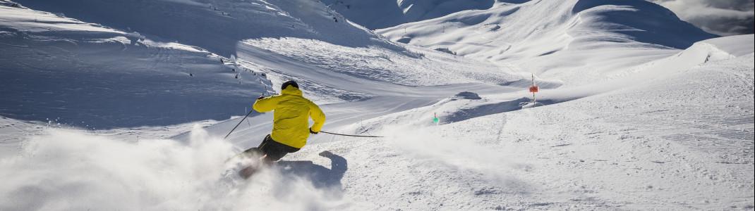 Skifahren in Whistler hat seinen Preis - ist es aber durchaus Wert.