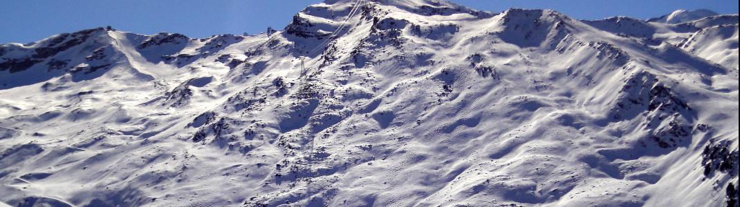 Freeride Hotspot Nr1: Die Varianten am Stockhorn