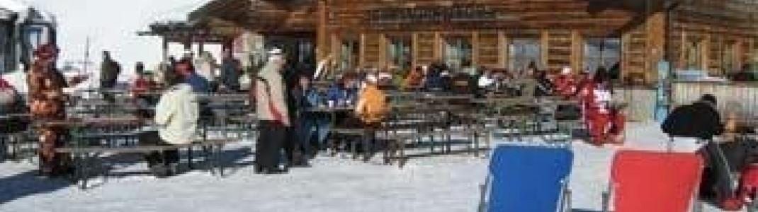 Après- Ski im Blockhaus!
