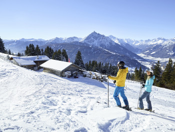 Tirol Snow Card is valid at Olympia SkiWorld Innsbruck, among many others.