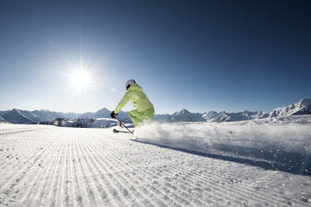 Zillertaler Superskipass is valid at four ski regions.