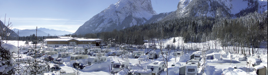 TIROL.CAMP Leutasch is a top destination for cross-country skiers.