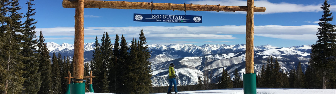 Beside its World Cup ski run, Beaver Creek also offers family-friendly slopes.