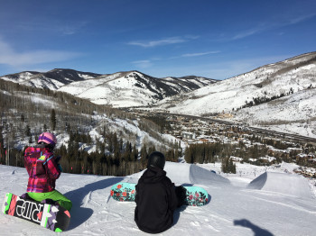 Freestylers will also get their money's worth in Vail.