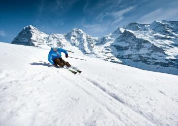 Ab der Saison 2020/21 wird die Zahl der Wintersportler in der Jungfrau Ski Region begrenzt.