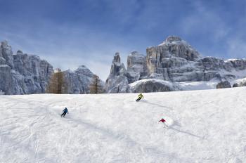 Alta Badia hat 2018/19 den Sprung in unsere Top 10 der weltbesten Skigebiete geschafft.