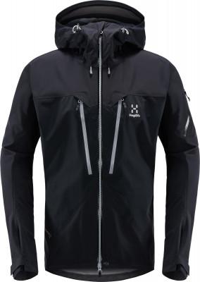 Haglöfs Spitz Jacket Men, Farbe: true black