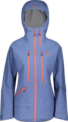 Scott Jacket W's Vertic GTX 3L, Farbe: riverside blue