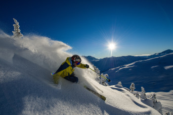 Endless deep snow slopes with finest powder are what Whistler Blackcomb stands for.