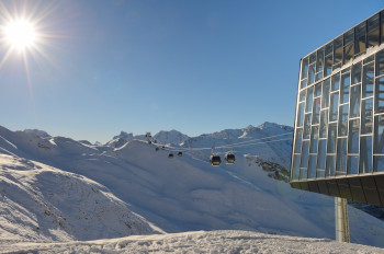 A milestone in Arlberg's history: The Flexenbahn.