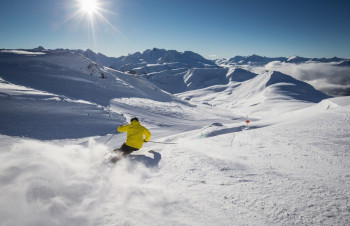Whistler is among the top ski resorts in North America.