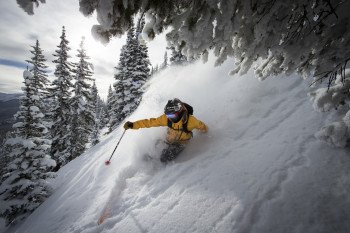Off-piste skiing and treeskiing in Aspen and Snowmass is a unique experience.