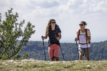 Der Sommer hat gezeigt, dass das Bedürfnis nach Bewegung in der Natur groß ist.