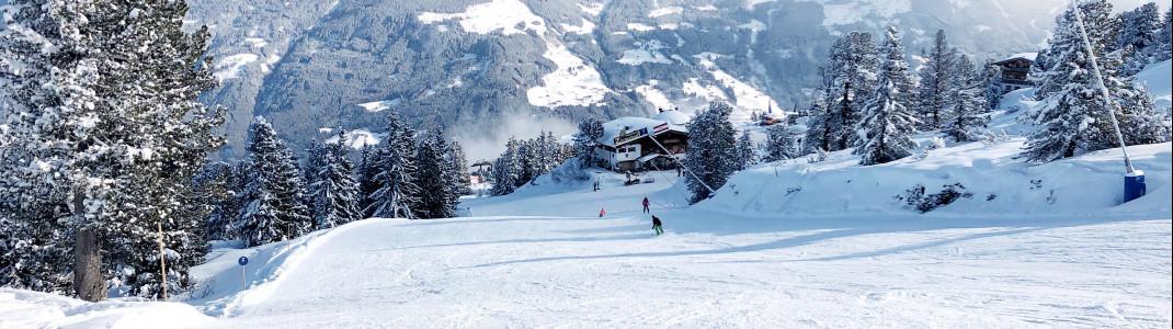 Die Wintersport-Branche blickt optimistisch in die neue Saison.
