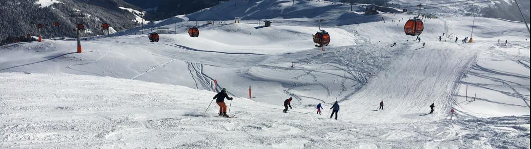 Die Mehrheit unserer User will nicht auf Skiurlaub verzichten.