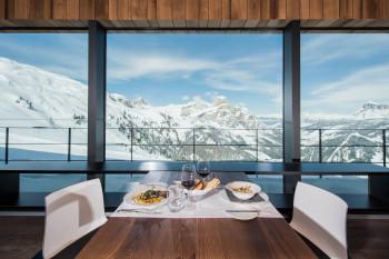 Spitzenküche und traumhafter Ausblick - 400 Berghütten vermitteln Skifahrern echt italienisches Dolce Vita