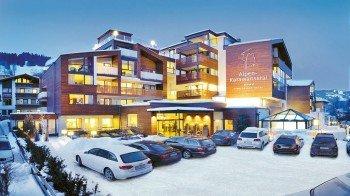 Berghütten, Ferienwohnungen oder Hotels - die Unterkünfte für deine Skiurlaubsregion lassen sich mit einem Klick filtern