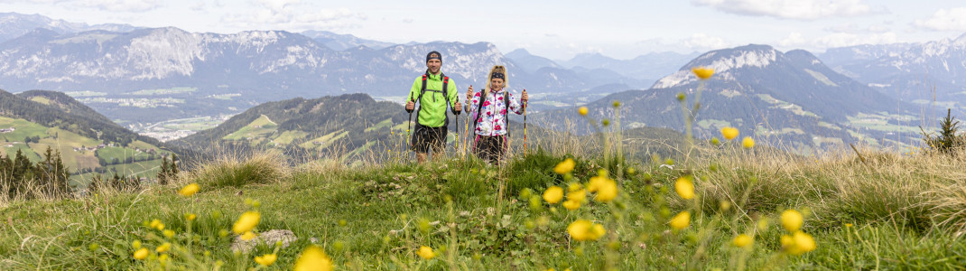 Die Bergwelt Österreichs kann ab Pfingsten wieder von Touristen genossen werden.