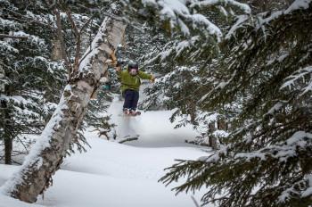 Wildcat Mountain gehört zu den ältesten Skigebieten der USA.