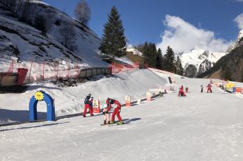 Skikurse sollen in kleineren Gruppen angeboten werden.