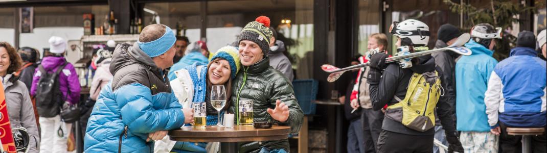 Die Après-Ski-Lokale in Ischgl bleiben aus Sicherheitsgründen geschlossen.