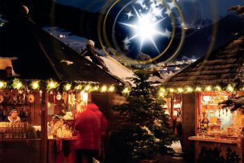 Die Weihnachtsmärkte in Vigo di Fassa und in Campitello di Fassa sind einen Besuch wert.