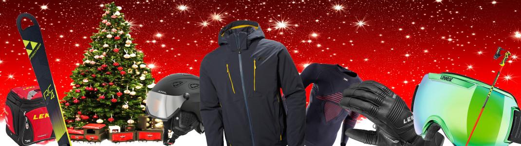 Das passende Weihnachtsgeschenk für Skifahrer finden... wir haben da ein paar Tipps