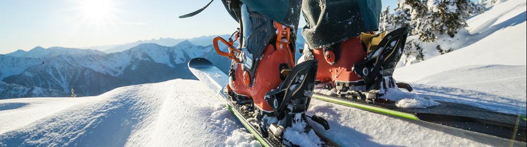 Die richtige Skilänge ist entscheidend für den perfekten Fahrgenuss.