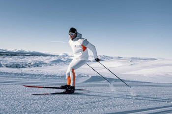 For functional cross-country ski clothing, you can spend a lot of money.