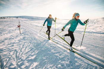 Before hitting the trails, you need to think about what style of cross-country skiing you want to do.