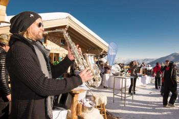 Sonne, Schnee und tolle Live-Acts bei den White Pearl Mountain Days.