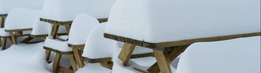 In den Südalpen wird es wieder am meisten schneien, auch in Val Thorens.