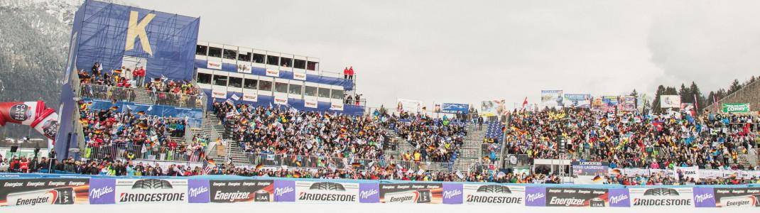 Der DSV hofft darauf, die Weltcup-Events in Garmisch mit Fans austragen zu können.