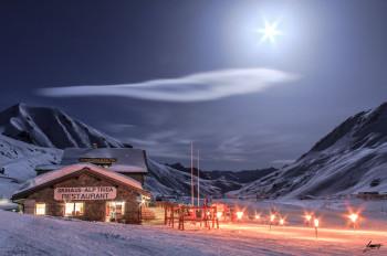 Skifahren im Mondlicht - ein einmaliges Erlebnis!