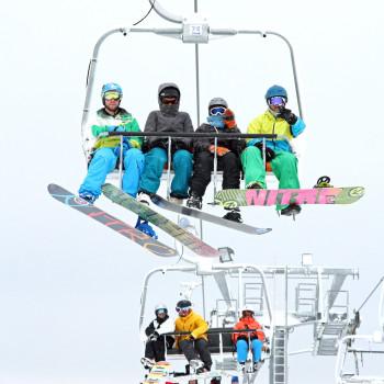 Snowboarder lieben das Skidorf Neuastenberg wegen seines Funparks. Dieser wird für die neue Saison erweitert und umbenannt.
