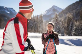 In den Cross Country Ski Holidays Unterkünften sind Langläufer bestens untergebracht.