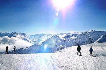 Diese Aussicht kannst du nur in Silvretta Montafon genießen!