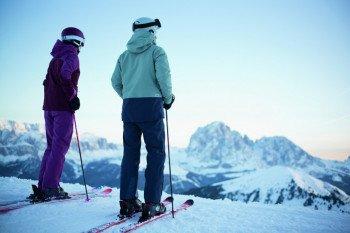 In den frühen Morgenstunden ist die Stimmung am Berg am Schönsten.