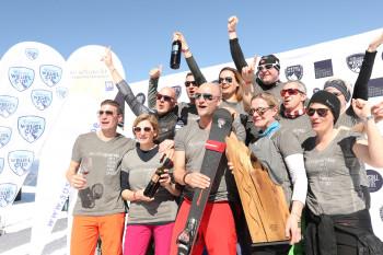 Der Winzer Wedel Cup vereint Ski, Kulinarik und Golf.