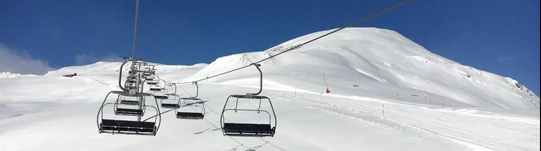 Der alte 4er-Sessellift Stoanmandl wird zum Winter 2019/2020 durch eine moderne 10er-Gondelbahn ersetzt.