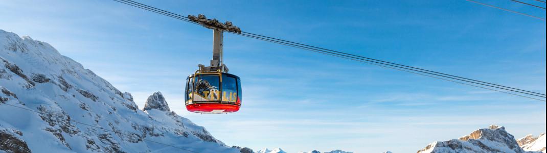 Die Skigebiete Engelberg-Titlis, Melchsee-Frutt und Meiringen-Hasliberg sollen miteinander verbunden werden.
